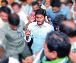 Day 5 @ CBI: No Relief for Jagan