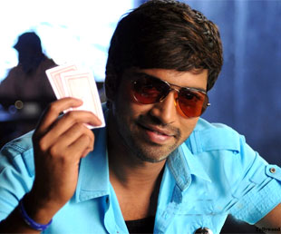 Naresh Not Leaving KRR In 'Action' Too