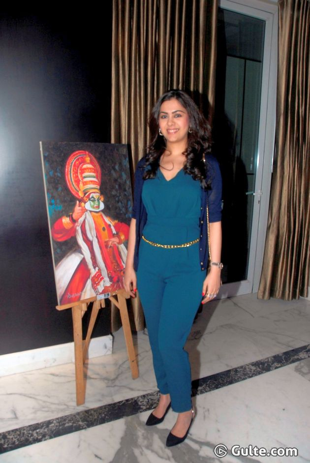 Indian Mouth And Foot Painting Art Exhibition Photos Indian Mouth And Foot Painting Art Exhibition Photo Gallery Photo 3