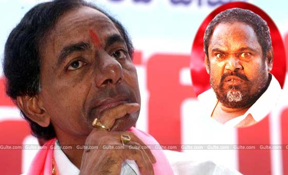 KCR's Lyrics For Andhra Hero's Film?