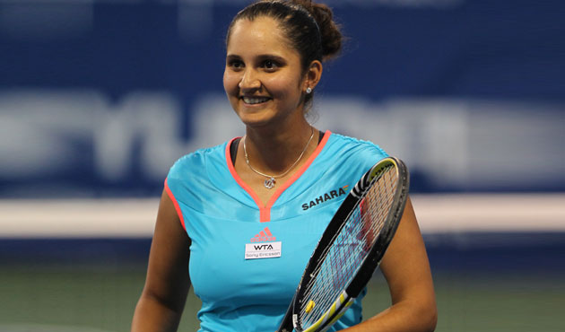 Sania Mirza, The Worlds No. 1 Tennis Player