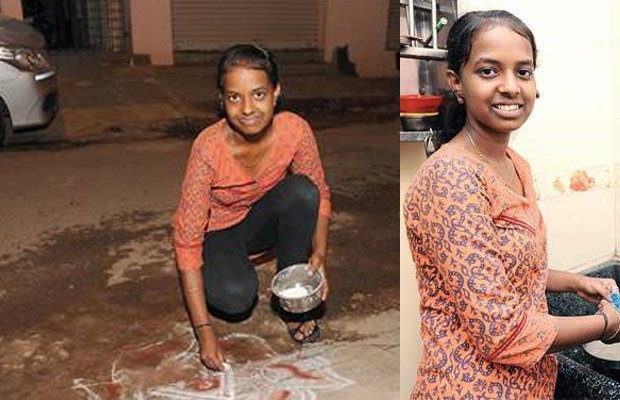 Girl Is Housemaid, Still Scored 85% in Class 12
