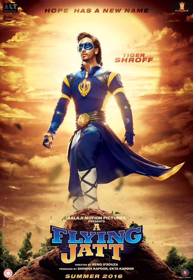 First Look: Yet Another Superhero On Indian Screen