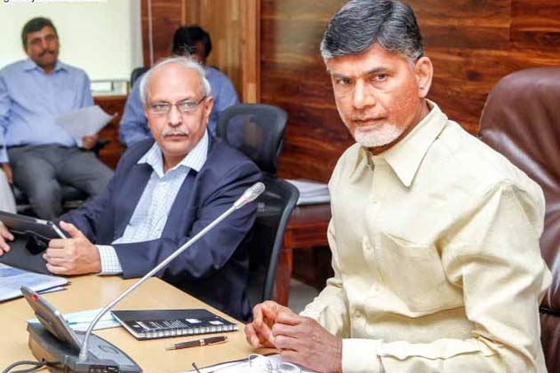 Babu Gives Rankings To His Ministers