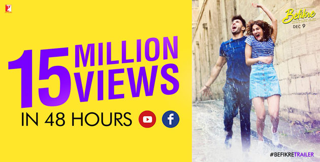 15 Million Views in 48 Hours