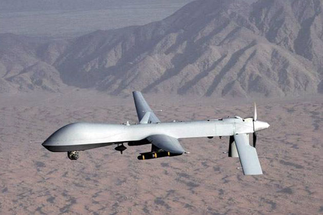 Pak Claims it Shot Down Indian Drone