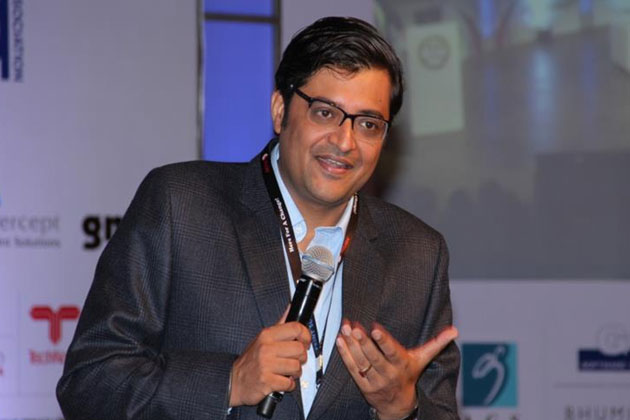 Arnab Goswami's comeback with Republic