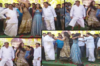 TDP Leader's Recording Dance With Girls