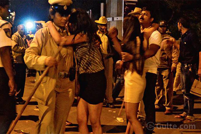 New Year Night: Mass Molestation of Women In Bengaluru