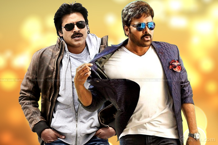 Biggest Multistarrer: Trivikram to direct Chiru & Pawan