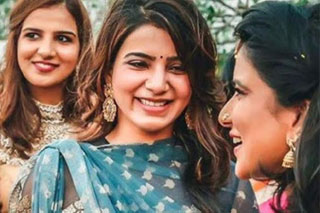 Pic: Gorgeous Samantha At A Private Event