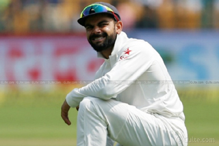 Record: 7 series wins for Virat Kohli