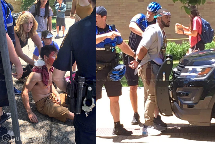 Student Stabs 4, Kills 1 Near Texas University