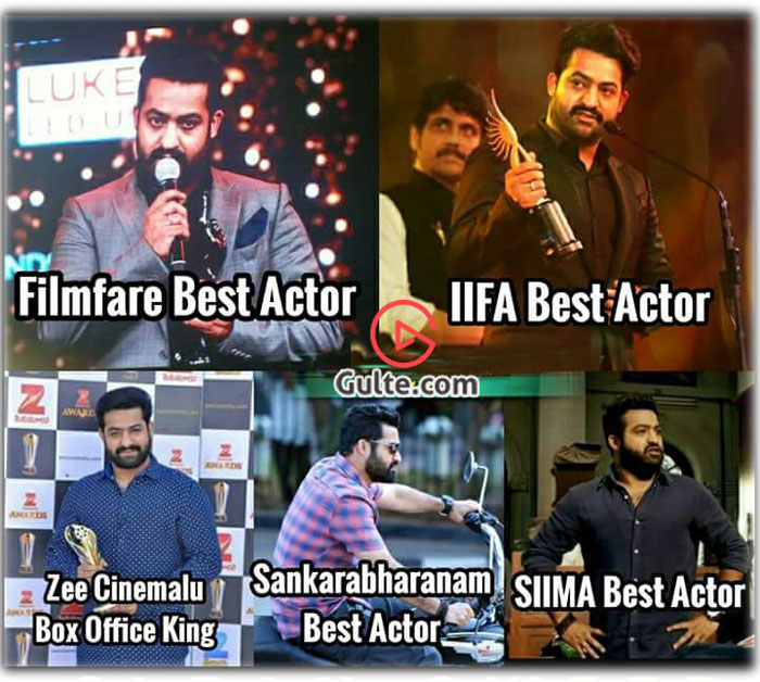 TaRock Mania: All Trophies Walked To NTR