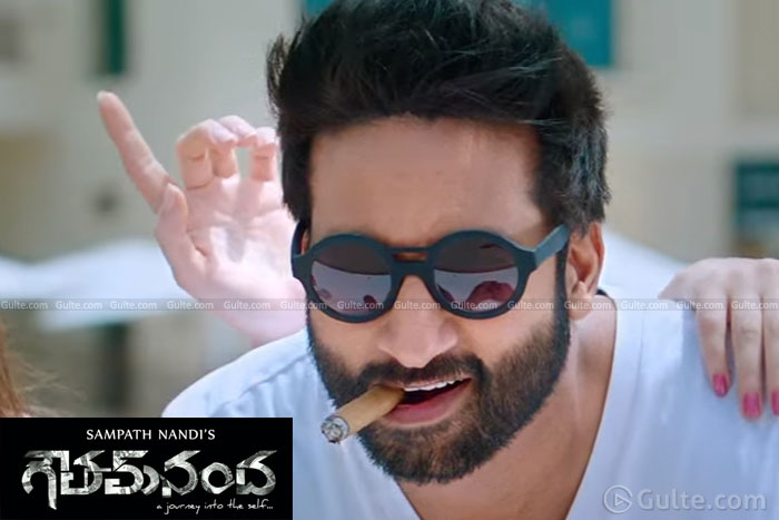 Goutham Nanda Reportedly Collects 10.36 cr