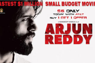 Arjun Reddy - Buy 1 Get 1 Today Only