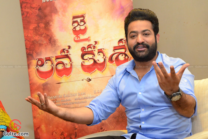 Will Anyone Arrest Me if I Do Direction? - NTR