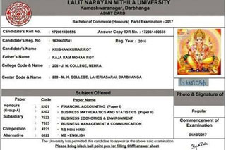 Viral: University Issues Admit Card for Lord Ganesha