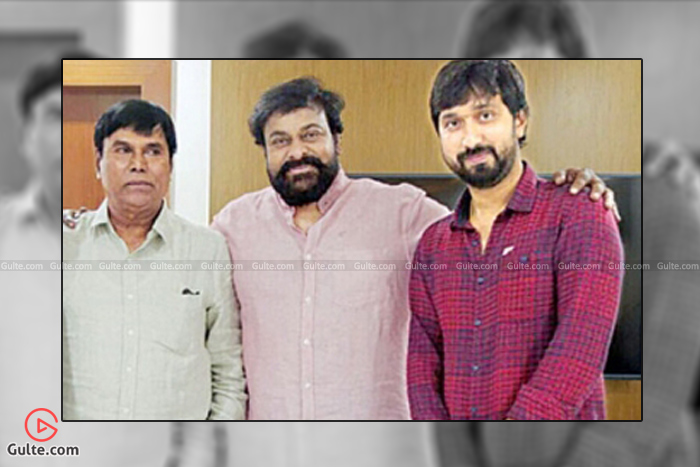 Why Chiru Visited Bobby's House on JLK Release Day?