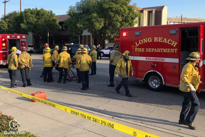 Two dead in California office shooting