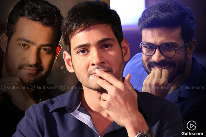 Mahesh's Strategy To Counter Trolls!