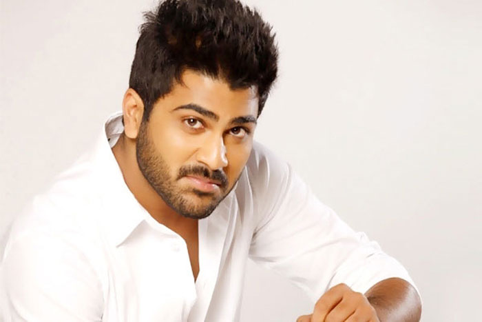 Sharwanand, from a lover boy to a rugged thug