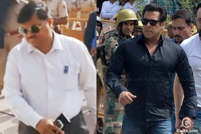 Oops!! Judge Who Convicted Salman Transferred