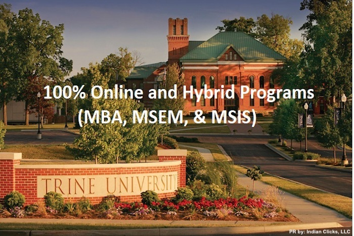 Work full time while earning your MBA or MSIS!