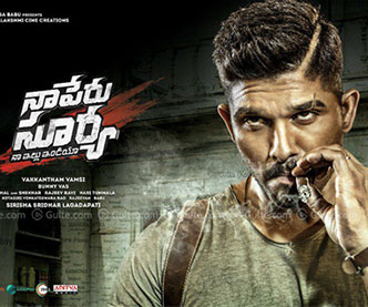 Review: Naa Peru Surya