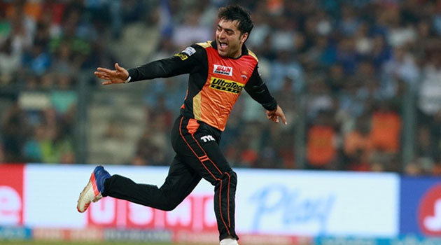 Celebrities Going Gaga Over Rashid Khan