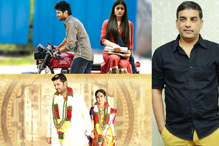 Is Dil Raju Scared Of This Film?