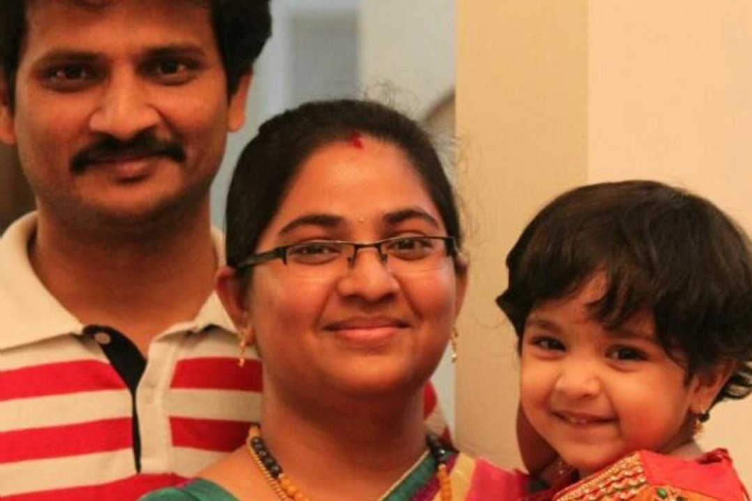 Telugu Techie Dies in America