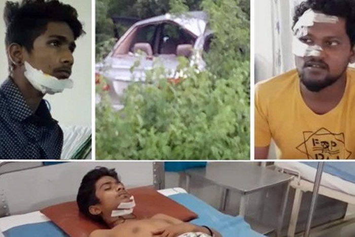 Harikrishna Accident Victims Request Nandamuri Family's Help