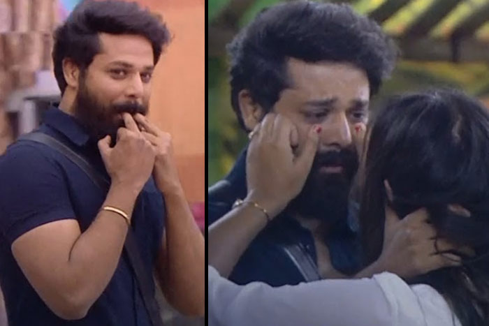 #BigBoss2: Nandu's Smart Game For Geetha!