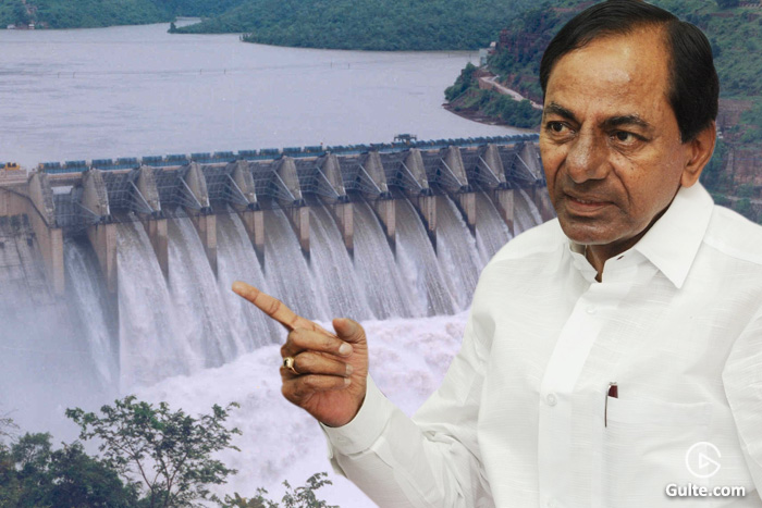 AP Govt. gives away a weapon to KCR