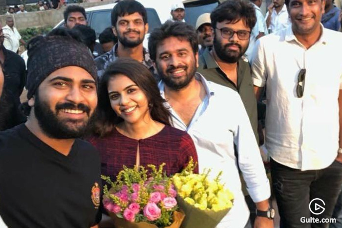 Will Sharwanand Wrap That Movie Now?