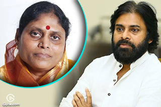 YS Vijayamma comments on Pawan Kalyan