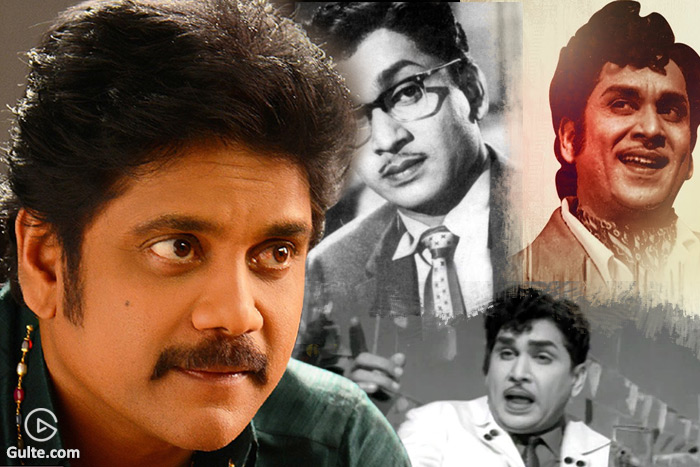 Nag's Reaction After Watching NTR!