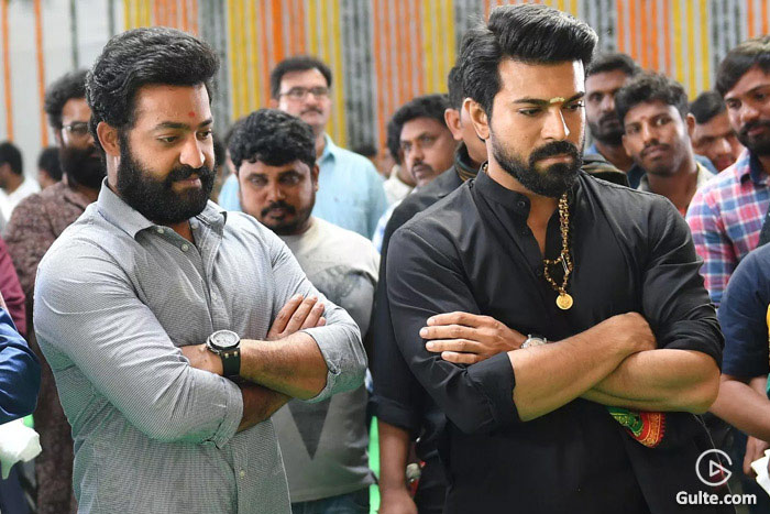 Charan & NTR: No Answers For The Moment