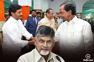 KCR has funded Rs 1000 crore to Jagan: Chandrababu