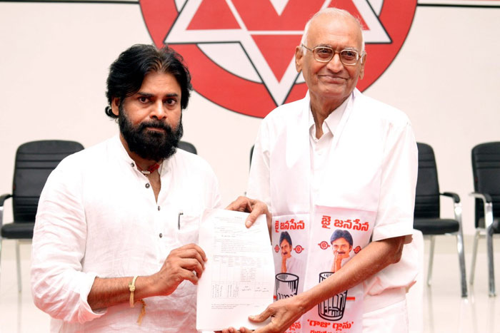 From YSRCP to TDP, SPY ends in Jana Sena