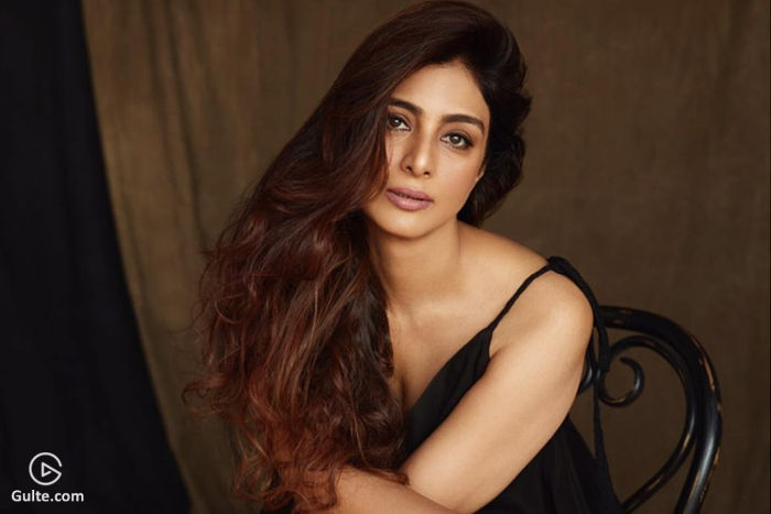 Heroine Tabu Turns Mother For Mega Hero