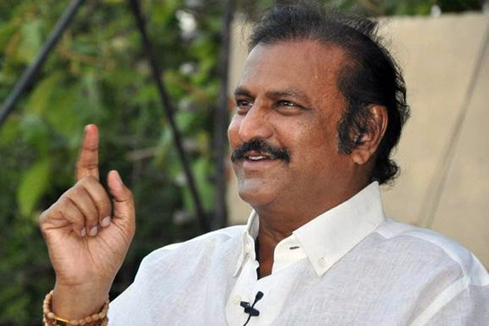 Breaking: Mohan Babu gets one year jail