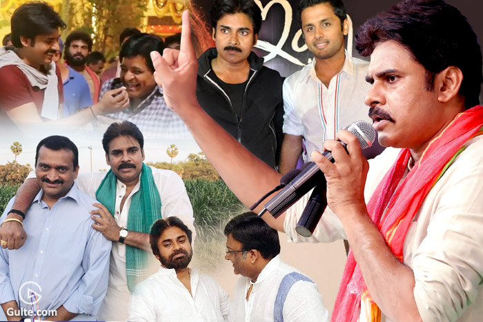 Pawan Kalyan @ They Cheered. They Used. They Backstabbed