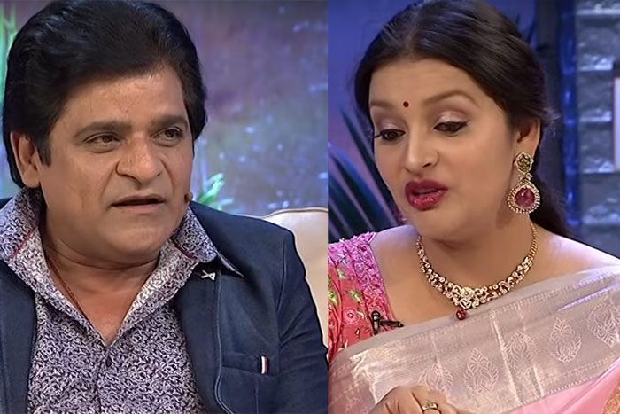 Ali and Renu Desai Coming Together to Reveal More?