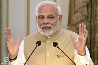 Modi's assets rise 52% in 5 years