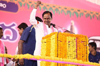 Will take Congress' support if needed: TRS