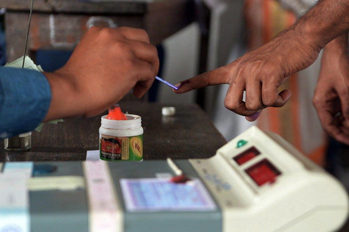 Repolling in 5 polling booths of Chandragiri constituency on May 19