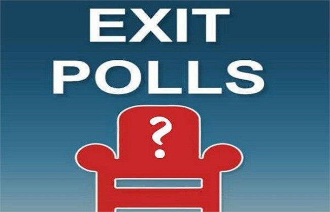Stay tuned for exit polls at 5 pm tomorrow!