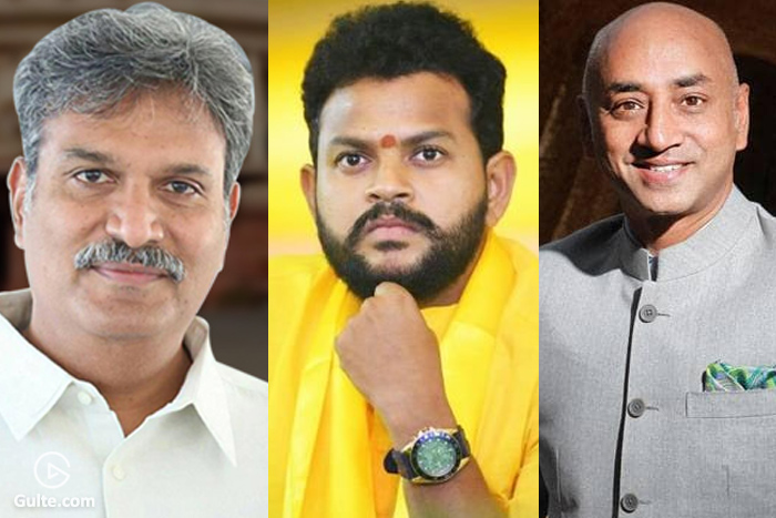 The Three Heroes of TDP